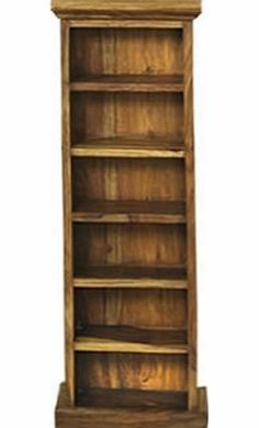 Indian Furniture Batu Small CD Rack - 6 Shelves, W 30cm x D 17cm x H 103cm - Sheesham Wood Store your music collection with style in the Batu Small CD Shelf. Crafted from sturdy sheesham wood with a simple but stylish design, this CD unit will make a handsome a (Barcode EAN = 5055529827138) http://www.comparestoreprices.co.uk/indian-furniture/indian-furniture-batu-small-cd-rack--6-shelves-w-30cm-x-d-17cm-x-h-103cm--sheesham-wood.asp