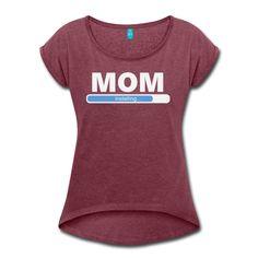 T-Shirts, Langarm-Shirts, Kapuzenpullover und andere Produkte mit dem 'Installing Mom' Design