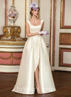 Свадебное платье «Ляйсан» Татьяны Каплун— купить в Волгограде платье…