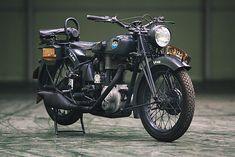 RAD MOTORRAD. Motorworld's 1939 NSU 601 OSL - Pipeburn.com