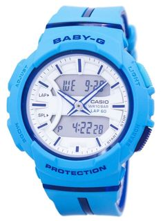 Casio Baby-g Shock Resistant Dual Time Analog Digital Bga-240l-2a2 Women's Watch (FREE Shipping)