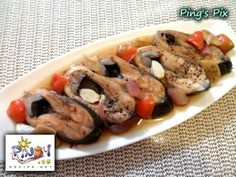 Paksiw na Bangus Recipe also known as Milkfish Stewed in Vinegar is the easiest and most common way of cooking Bangus (Milkfish) in the Philippines.  Read more: http://www.pinoyrecipe.net/paksiw-na-bangus-recipe/