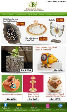 Online Shopping At Indianshilp Buy Handmade Items Craft Items Indian Handicrafts Gift