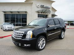 2012 Cadillac Escalade Platinum Edition in Weatherford, TX