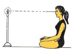 """Я даже от очков отказался!Базовый научно-медицинский закон в отношении мышц звучит так: """"Если вы их не используете, они станут слабыми"""".С глазами обычно именно это и происходит: вы бОльшую ча Zen Yoga, Yoga Journal, Meditation Benefits, Qigong, Esprit, Yoga Poses, Yoga Exercises, Fitness Exercises, Health Yoga"""