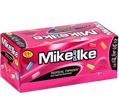 Mike & Ike Jelly Candy - Tropical Typhoon - 24CT Box $5.99