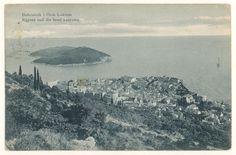 Stare razglednice Dubrovnika iz fonda Grafičke zbirke Nacionalne i sveučilišne knjižnice u Zagrebu.