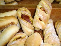 Receita Pão com chouriço, de Saborosareceita - Petitchef