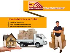 We are the Home Movers in Dubai with local packing and moving team.
