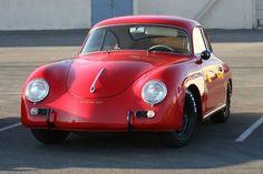 Gorgeous Porsche in red!