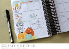 Pickled Paper Designs: Moments Inked: Bible Journaling In Your Planner