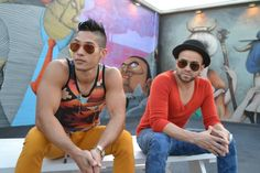 @chinomiranda | Jesús Miranda (Chino) y Miguel Mendoza (Nacho). Nachos, Jesus Miranda, Puerto Rico, China, Mendoza, Life, Casual Male Fashion, Manish, Celebrity
