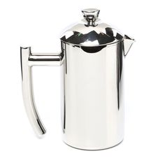 Polished Stainless Steel French Press