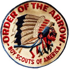 Order of the Arrow // Boy Scouts of America // Founded 1915