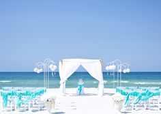Turquoise Beach Wedding Package In Panama City Florida