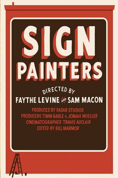 Sign Painters - Trailer 1