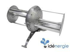 First River Turbine for Clean & Green Renewable Energy by Idénergie — Kickstarter