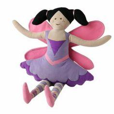 Fancy Feet Fairy Ballerina Princess Pillow 22x12 Jumping Beans NWT $35  | eBay
