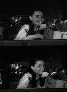 Audrey Hepburn by maryfair177