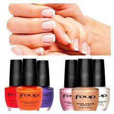 Cansou de ficar só com esmalte claro direto? Então... aproveite todas as cores lindas de esmaltes da marca Foup e confira em nossa loja virtual http://www.ludovicus.com.br/busca/foup. #boatarde #boanoite #esmaltes #unhas #manicure #pedicure #salão #compras #Ludovicus #LudovicusEuQuero #BairrodaLiberdade