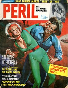 Peril - The All Man's Magazine
