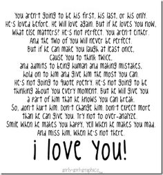 Myspace   love you quotes and sayings for him myspace