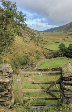 Ogwen Valley - Gwynedd, Wales