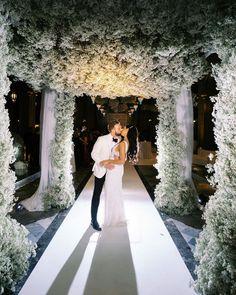Somer Khouri & Lisa Costin (@acharmingfete) • Instagram photos and videos  #acharmingfete #weddings #eventplanning #floral #flowers #gazebo #babysbreath #bride #groom #dress #marriage #married #love #pipeanddrape #pretty #wedding Pipe And Drape, My Whole Life, Event Planning, Real Weddings, Lisa, Marriage, Groom Dress, Photo And Video, Floral Flowers