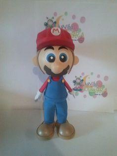 Mario bross fofucha