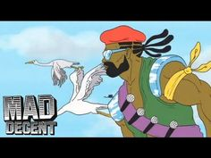 ▶ Major Lazer - 'Get Free' feat. Amber (of Dirty Projectors) OFFICIAL LYRIC VIDEO + HQ AUDIO - YouTube