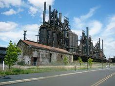 Bethlehem Steel Mill - Bethlehem, PA