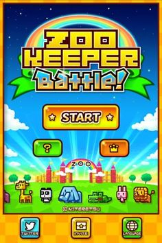 ZOOKEEPER BATTLE 1.0.4 Android Apk Game