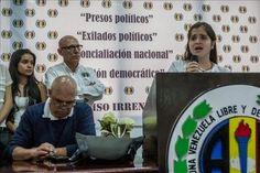 Familiares de Antonio Ledezma piden no dejarle tras un mes de su detención