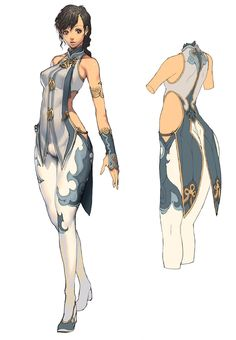 Female Design - Characters & Art - Blade & Soul