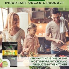matcha is an important organic product