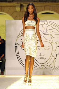 2012: Nyasha Matonhodze   An epic 60 years chronicling the queens of the catwalk.