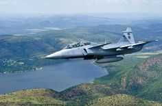 Saab Receives Steady State Support Order For South African Gripen