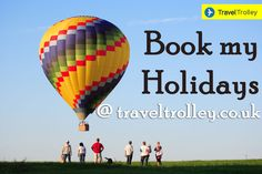 Holiday packages at Travel Trolley