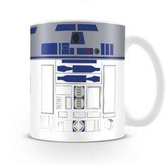 Caneca Star Wars R2D2