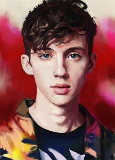 Troye sivan fanart | Tumblr