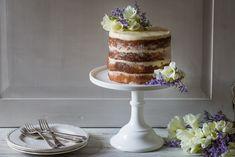 Elderflower & Lemon Cake