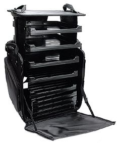 822d810f11a7 Crop-In-Style P3 Paper Organizer Rolling Tote - Overstock™ Shopping - Big