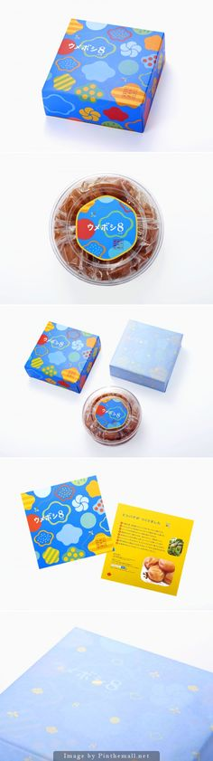 MARU WORK & ARCHIVE Colorful #food #packaging of some kind PD