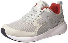Puma Aril, Unisex-Erwachsene Sneakers, Grau (glacier gray-white 11), 40 EU (6.5 Erwachsene UK) - http://autowerkzeugekaufen.de/puma/40-eu-puma-aril-unisex-erwachsene-sneakers-grau-11-5
