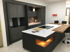 Ex Display Rempp Kitchen, Island and Silestone Worktops