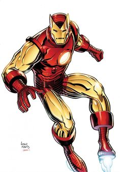 "Image of Arthur ""Art"" Adams (Invincible Iron Man #500) - Comic Vine"