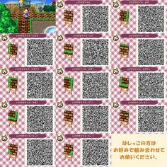 You Should Use These Sweet Animal Crossing: New Leaf Custom Tiles ...