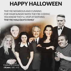 Beware the massive trick that comes with any treat this Halloween #ausunions #proudtobeunion #qldunions #Weekend #Sunday #lnp #auspol #PenaltyRates #weekendrates #sundays