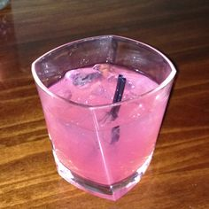 Cotton Candy Whipped Vodka and pink lemonade. My fav drink!