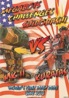Japan - It's A Wonderful Rife: Japan Accepts U.S. Robot Battle Challenge
